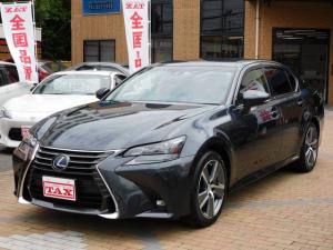 レクサス GS GS300h Iパッケージ 18AW タイヤ新品 2年保証