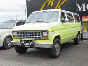フォード エコノライン  XL ETC LED 左側スライドドア