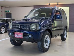 スズキ ジムニー XC 4WD タイミングチェーン 5速マニュアル 社外オーディオ ETC フロントフォグ