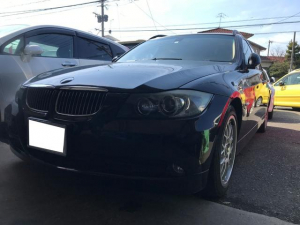 iBMW BMW 320iツーリング   アルミ  パワーシート