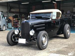 フォードその他 モデルA ロードスター 1932年モデル レストア済み