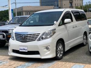 トヨタ アルファード 240S ナビTV バックカメラ 電動スライド プッシュスタート