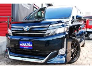 トヨタ ヴォクシー ハイブリッドV モデリスタ仕様フルカスタム後付け77万円以上
