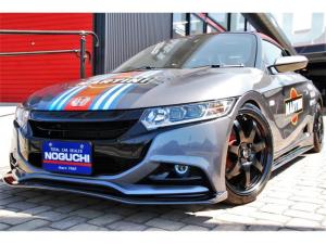 ホンダ S660 αフルカスタムKLCデモ車マルティニ仕様後付け136万円以上