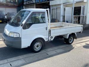 マツダ ボンゴトラック DX4WD 5速ワンオーナー