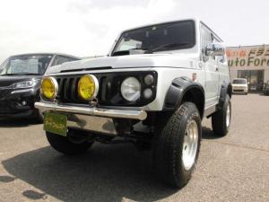 スズキ ジムニー ワイルドウインド 4WD オーバーフェンダー16AW