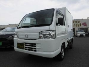 ホンダ アクティトラック SDX オートマ車 冷蔵冷凍車-7℃走行21000K