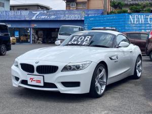 BMW Z4 sDrive35i 純正ナビ ハーフレザーパわーシート 純正アルミ