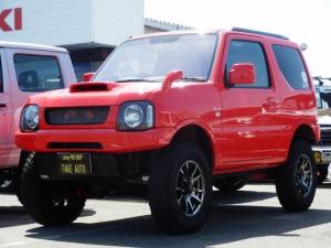 スズキ ジムニー XG 4WD リフトアップカスタム