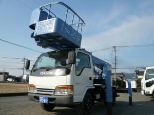 いすゞ エルフトラック  高所作業車 タダノAT-130TG 12m アウトリガ