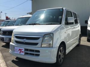 スズキ ワゴンR FX-Sリミテッド 軽自動車 ETC AT AC 4名乗り オーディオ付