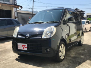 日産 モコ G ターボ ABS インテリキ- オートエアコン ETC