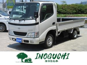 トヨタ ダイナトラック 平ボディ 1.5トン 1.5t 低床 5速マニュアル車