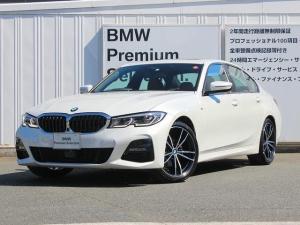 BMW 3シリーズ 320d xDrive Mスポーツ 電動ガラスサンルーフ