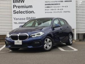 BMW 1シリーズ 118d プレイ エディションジョイ+ ナビ バックカメラ コンフォート LEDヘッドライト アクティブクルーズコントロール i-Driveナビゲーション バックカメラ USB/Bluetoothオーディオ