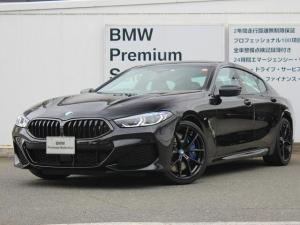 BMW 8シリーズ 840d xDrive グランクーペ Mスポーツ デモカー コンフォートP ヘッドアップディスプレイ LEDヘッドライト アクティブクルーズコントロール
