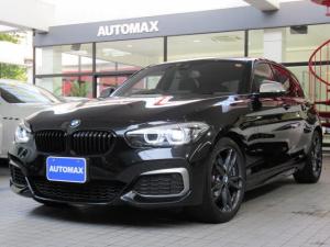 BMW 1シリーズ M140i エディションシャドー ブラックLED 黒革