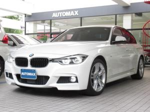 BMW 3シリーズ 320d Mスポーツ アドバンスドアクティブセーフティPKG HDDナビ Bカメラ PDC コンフォートアクセス LEDライト ACC レーンディパーチャー レーンアシスト パドルシフト インテリジェントS Mスポ18AW