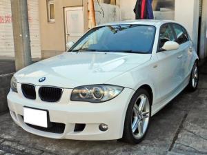 BMW 1シリーズ 116i キーレス CD ETC HIDヘッドライト 純正アルミ
