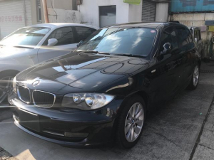 BMW 1シリーズ 116i ナビ CD スマートキー プッシュスタート ETC