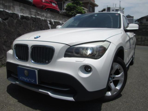 BMW X1 sDrive 18i HDDナビ Bカメラ ETC