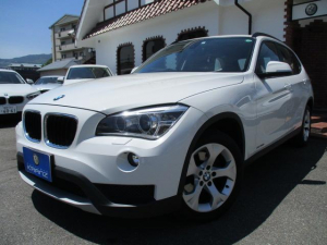BMW X1 xDrive 20i 4WD HDDナビ Bカメラ 禁煙車 1オーナー