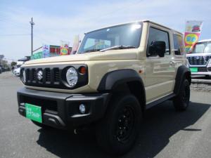 スズキ ジムニーシエラ JL 登録済未使用車 パートタイム4WD インテリジェントキー