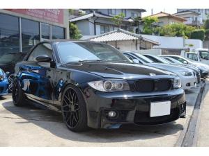 BMW 1シリーズ 120iカブリオレ Mモデル仕様 20AW 車高調 マフラー