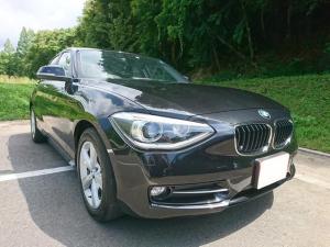 BMW 1シリーズ 116i スポーツ 純正HDDナビ Bカメラ 16AW