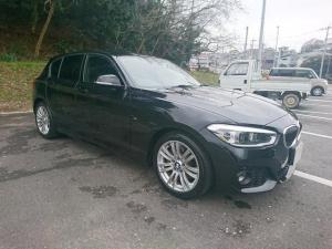 BMW 1シリーズ 118d Mスポーツ 純正ナビ 17AW プッシュスタート