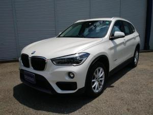 BMW X1 sDrive 18iコンフォートPKG 純正ナビ Bカメラ