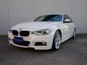 BMW 3シリーズ 320d Mスポーツ 純正ナビ Bカメラ パワーシート 衝突軽減ブレーキ オートクルーズ ETC