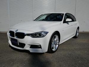 BMW 3シリーズ 320d Mスポーツ ACC付 スマートキー 衝突軽減ブレーキ 純正ナビ ドラレコ パワーシート Bカメラ ETC