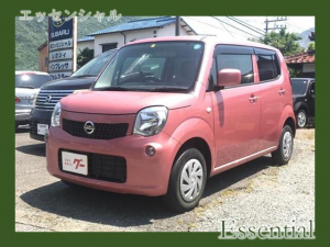 日産 モコ S 純正ナビTV バックカメラ スマートキ― ワンオーナー車