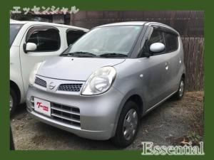 日産 モコ E スマートキ― ETC ベンチシート ワンオーナー