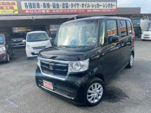 ホンダ N-BOX G・Lホンダセンシング 届け出済み未使用車 スマートキー ベンチシート