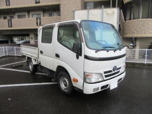 トヨタ ダイナトラック Wキャブロング ETC 4WD パワーウィンドウ
