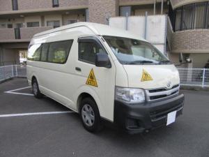 トヨタ ハイエースコミューター スーパーロングDX