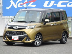 トヨタ タンク カスタムG-T スマートアシストII 9ナビパノラマモニター