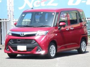 トヨタ タンク X S スマアシII 9ナビ&バックGモニター ドラレコ