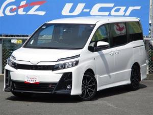 トヨタ ヴォクシー ZS GRスポーツ TSS 10ナビ&MVバックモニター