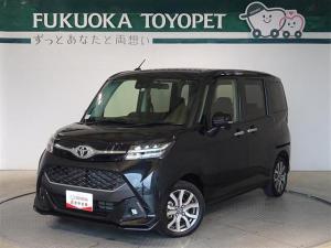トヨタ タンク カスタムG-T 1年保証・ワンセグ・メモリーナビ・純正アルミ