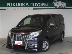トヨタ エスクァイア ハイブリッドGi ブラックテーラード 1年保証・フルセグTV