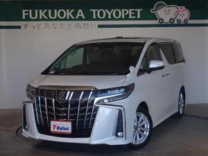 トヨタ アルファード S Aパッケージ 1年保証・フルセグ・SDナビ・後席モニター