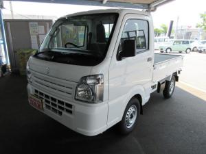スズキ キャリイトラック KC AC PS農繁 デフロック MT5速 高低切替4WD