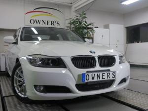 BMW 3シリーズ 320i HDDナビ ETC ワンオーナー 整備記録簿4枚