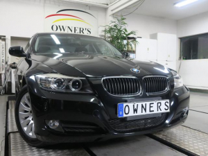 BMW 3シリーズ 320i 純正HDDナビ キセノンライト ワンオーナー