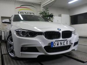 BMW 3シリーズ 320d Mスポーツ ワンオーナー ディーラー整備記録簿5枚