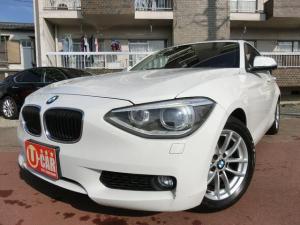 BMW 1シリーズ 120i ディーラー車 HIDライト スマートキー 保証付