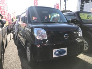 日産 モコ S 保証付 プッシュスタート ベンチシート スマートキー